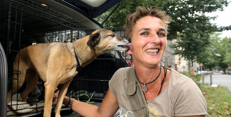 Andrea Wibbelt-Fälker, http://Hundetraining-Dortmund.de